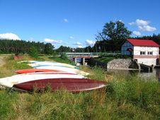 Free Kayaking Stock Image - 992801