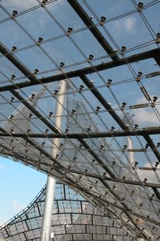 Free Olympia Roof Stock Photography - 992872