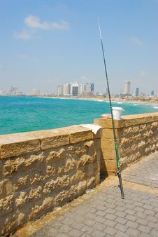 Free Fishing Pole Stock Photography - 993242