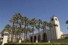 Free Los Angeles, Ca, Train Station Stock Photos - 993813