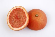 Free Grape Fruit Half Stock Photos - 994233