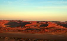 Free Namib Landscape From Balloon Stock Photos - 994483