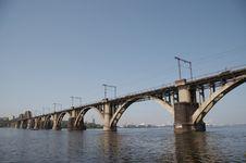 Free Bridge About River Stock Photo - 994780