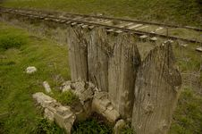 Free Abandoned Rail Stock Photography - 996842