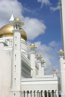 Free Mosque Dome Stock Images - 998604