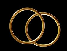 Free Wedding Rings Stock Photo - 998620