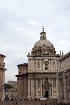 Free Baroque Church Stock Photography - 999002