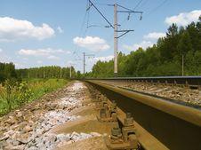 Free Rails Stock Photo - 999160
