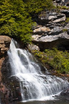 Free Blackwater Falls Stock Image - 999651