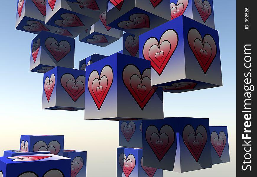 Cube Love 14