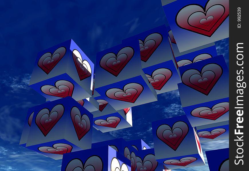Cube Love 18