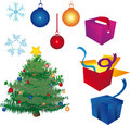 Free Christmas Balls Royalty Free Stock Images - 9906649