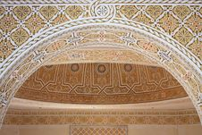 Free Arabesque Royalty Free Stock Image - 9900056