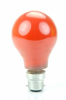 Free Colored Light Bulbs Stock Photo - 9902250