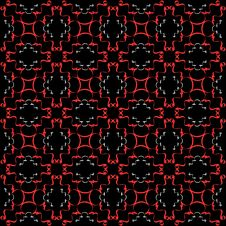 Free Seamless Pattern With Curls. Royalty Free Stock Images - 9904339