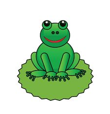 Free Frog Royalty Free Stock Photography - 9905307