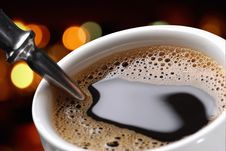 Free Coffee Stock Image - 9906201