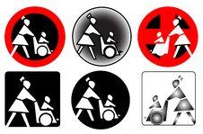 Nursing Logo Stock Images