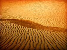 Free Sahara Royalty Free Stock Images - 9907839