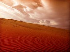 Free Sahara Royalty Free Stock Photo - 9908015