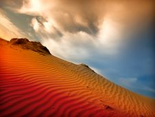 Free Sahara Royalty Free Stock Images - 9908039