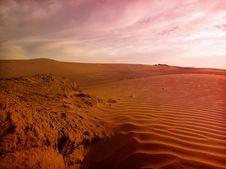Free Sand Dunes Royalty Free Stock Image - 9908136