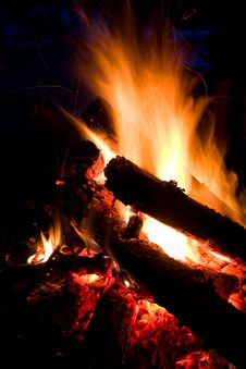 Free Campfire Stock Image - 9908231