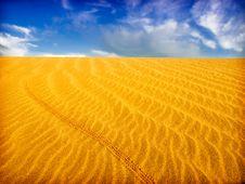 Free Sand Dunes Stock Photo - 9908410