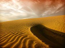 Free Sahara Stock Image - 9908431