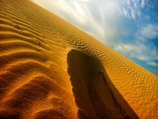 Free Sand Dunes Stock Images - 9908454