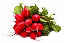 Free Bunch Of Fresh Radish Royalty Free Stock Photos - 9908508