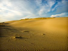 Free Sand Dunes Stock Photos - 9908563