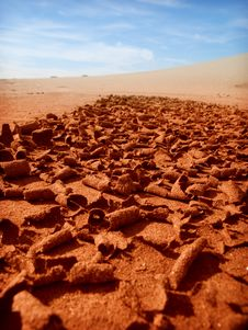 Free Parched Earth Royalty Free Stock Images - 9908609