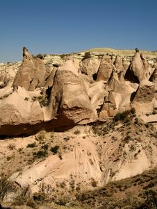 Free Cappadocia, Turkey Royalty Free Stock Photo - 9909975
