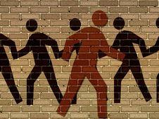 Free Wall, Brick, Material, Brickwork Royalty Free Stock Image - 99000256