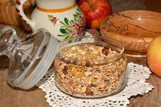 Free Vegetarian Food, Breakfast Cereal, Dish, Food Stock Image - 99003101