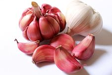Free Garlic, Vegetable, Shallot, Onion Stock Photo - 99004150