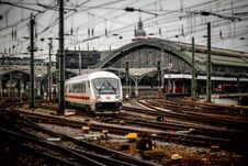 Free Track, Train Station, Transport, Metropolitan Area Stock Photos - 99004713