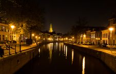 Free Groningen Canals Netherlands Royalty Free Stock Images - 99031839