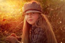 Free Beauty, Girl, Sunlight, Autumn Royalty Free Stock Photos - 99036538
