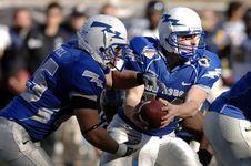 Free Gridiron Football, American Football, Helmet, Blue Royalty Free Stock Image - 99038636