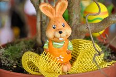 Free Easter, Easter Bunny Royalty Free Stock Image - 99041606