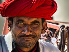 Free Man, Tribe, Headgear, Turban Stock Photography - 99042562