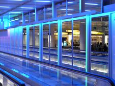 Free Blue, Metropolitan Area, Leisure Centre, Technology Royalty Free Stock Images - 99042779