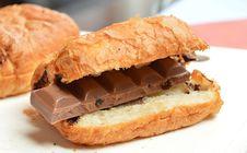 Free Food, Breakfast Sandwich, Baked Goods, Finger Food Stock Image - 99044681