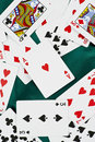 Free Poker Cards Royalty Free Stock Image - 9913086