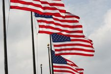 Free Flags Stock Photography - 9910792