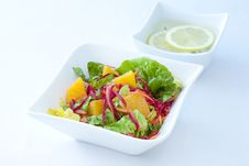 Free Fruity Summersalad Stock Photo - 9910810