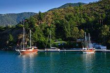 Free Yachts Royalty Free Stock Photos - 9911608