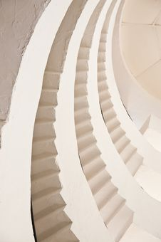 Free Spiral Staircase Royalty Free Stock Image - 9912036
